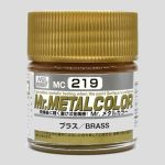 Mr Metal Color - Brass